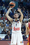 Real Madrid's Rudy Fernandez during Euroleague, Regular Season, Round 5 match. November 3, 2016. (ALTERPHOTOS/Acero)