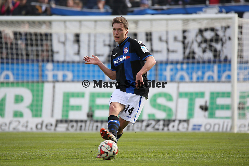 Alexander Bittroff (FSV) - FSV Frankfurt vs. SV Darmstadt 98, Frankfurter Volksbank Stadion