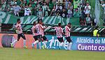 Junior venció 0-1 a Atlético Nacional. Fecha 15 Liga Águila II-2019.