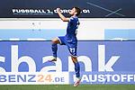 20.06.2020, xmeix, 1.Fussball Bundesliga, TSG 1899 Hoffenheim - 1.FC UNion Berlin, empor. v.l.n.r, <br /> Jubel zu das 2:0 für Hoffenheim durch Andrej Kramaric (TSG 1899 Hoffenheim)<br /> <br /> <br /> <br /> Foto: Sascha Meiser/APF/Pool/PIX-Sportfotos<br /> <br /> Nur für journalistische Zwecke!<br /> Only for editorial use!<br /> Nutzungsbedingungen: http://poolbilder.de/nutzungsvereinbarung.pdf