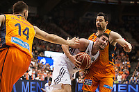 Valencia Basket - Real Madrid Baloncesto (22-12-2013)