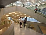 Milstein Hall at Cornell University   Architects: OMA Client: Architectural Record