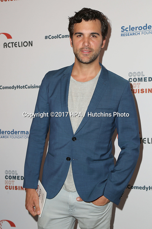 LOS ANGELES - JUN 16:  Juan Pablo Di Pace at the 30th Annual Scleroderma Benefit at the Beverly Wilshire Hotel on June 16, 2017 in Beverly Hills, CA