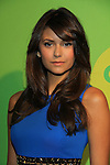 Nina Dobrev - The Vampire Diaries at the CW Upfront on May 16, 2013 at London Hotel, New York City, New York. (Photo by Sue Coflin/Max Photos)