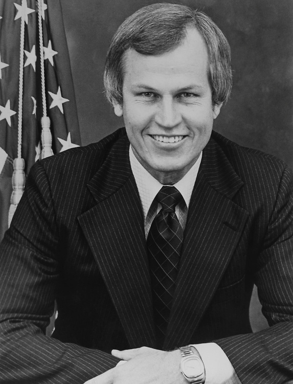 Rep. Charles Stenholm, D-Tex. (Photo by CQ Roll Call)