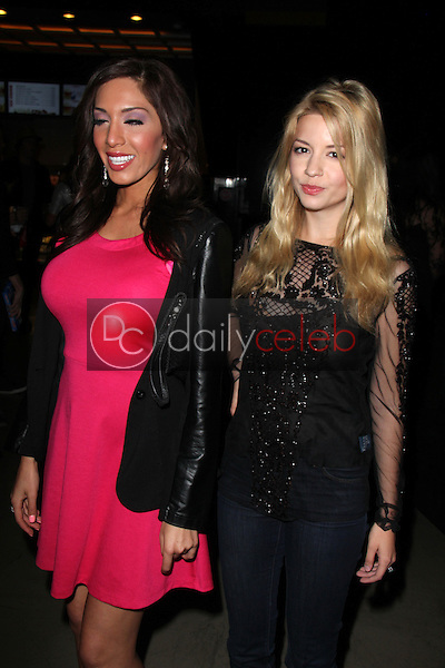 Farrah Abraham, Masiela Lusha<br />
