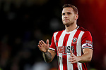 Billy Sharp of Sheffield United during the Premier League match at Bramall Lane, Sheffield. Picture date: 10th January 2020. Picture credit should read: James Wilson/Sportimage