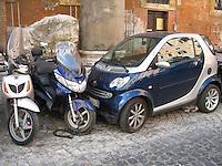 Modern Roman Chariots