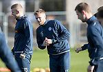 St Johnstone Training&hellip;27.10.17<br />Denny Johnstone pictured during training this morning at McDiarmid Park ahead of tomorrows trip to Partick Thistle<br />Picture by Graeme Hart.<br />Copyright Perthshire Picture Agency<br />Tel: 01738 623350  Mobile: 07990 594431