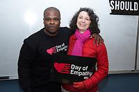Tony Lewis Jr. & #Cut50 Present #DayOfEmpathy