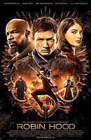 ROBIN HOOD (2018)<br /> POSTER<br /> *Filmstill - Editorial Use Only*<br /> CAP/FB<br /> Image supplied by Capital Pictures