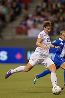 Vancouver, Canada - Sunday January 22, 2012: The USA defeated Guatemala 13-0 to qualify for Semifinals of 2012 CONCACAF Olympic Tournament.