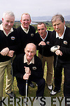 TEAM-MATES: The Meadowlands Golf Society team who took part in the Guinness Inter Society Final on Saturday at Killorglin Golf Club. Front l-r: Donal OKeeffe, Fergie Kelly, Martin Mitchell, Peter ODriscoll and Mick Devaney. Back l-r: Paddy Tobin, Brendan Griffin, Jerry Moloney, Maurice Laide, Neil Fleming and Terry Egan..