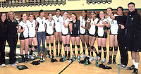 The Harker School - US - Upper School - US Girls Varsity Volleyball - League Champions! #1 - Photo by Eileen Richardson, parent