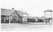 D&amp;RGW Farmington station facilities.<br /> D&amp;RGW  Farmington, NM  Taken by Axt, Vernon - 5/29/1947