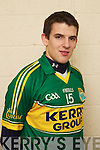 Mikey Brennan member of the Kerry U-21 panel 2012
