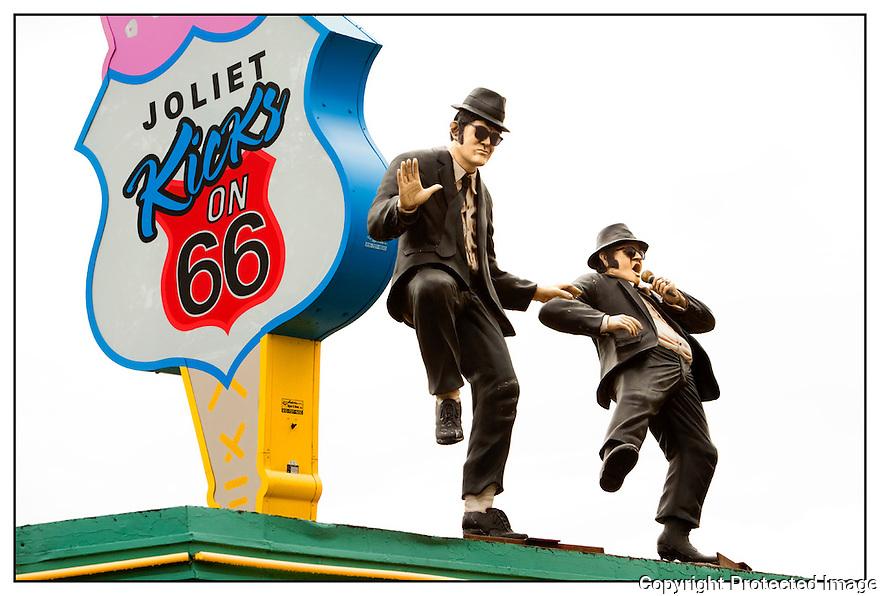 Illinois Route 66<br /> Joliet