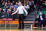 S&ouml;dert&auml;lje 2015-01-17 Basket Basketligan S&ouml;dert&auml;lje Kings - Bor&aring;s Basket :  <br /> Bor&aring;s head coach Patrick Pat Ryan sl&aring;r ut med armarna under matchen mellan S&ouml;dert&auml;lje Kings och Bor&aring;s Basket <br /> (Foto: Kenta J&ouml;nsson) Nyckelord:  Basket Basketligan S&ouml;dert&auml;lje Kings SBBK T&auml;ljehallen Bor&aring;s depp besviken besvikelse sorg ledsen deppig nedst&auml;md uppgiven sad disappointment disappointed dejected arg f&ouml;rbannad ilsk ilsken sur tjurig angry