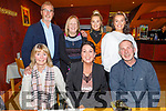 Tina Lonergan from Tralee celebrating her 50th birthday in Ristorante Uno on Friday<br /> Seated l to r: Mary Jones, Tina and Mick Lonergan.<br /> Back l to r: Simon Jones, Shani, Carrie and Vivian Lonergan.