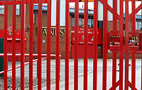 2020 Walsall FC stadium during shutdown due to Covid 19 Pandemic May 11th