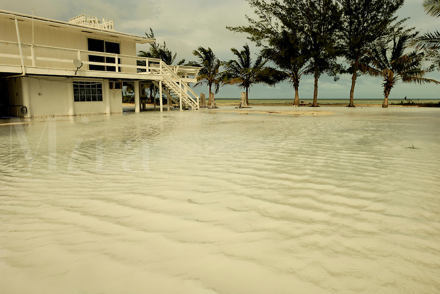 Coastal flooding, Bimini
