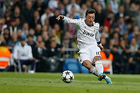 30.04.2012 SPAIN -  Champions League 12/13 Matchday 12th  match played between Real Madrid CF vs  Ballspiel-Verein Borussia 09 Dortmund at Santiago Bernabeu stadium. The picture show Mesut Ozil (German midfielder of Real Madrid)