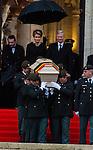 Funérailles de la Reine Fabiola de Belgique