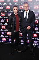 "Gary Barlow and Martin Kemp<br /> at the ""Let it Shine"" launch, Ham Yard Hotel, London.<br /> <br /> <br /> ©Ash Knotek  D3214  13/12/2016"
