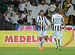 Atlético Nacional goleó 3-0 a Deportivo Cali en el estadio Atanasio Girardot, por la fecha 11 del Torneo Clausura Colombiano 2015.