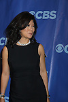 Julie Chen (The Talk) at the CBS Upfront 2011 on May 18, 2011 at Lincoln Center, New York City, New York. (Photo by Sue Coflin/Max Photos)