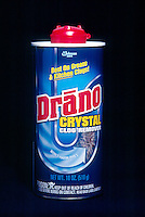 DRANO<br /> Uses Lye (Sodium Hydroxide)