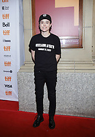 """TORONTO, ONTARIO - SEPTEMBER 08: Ellen Page attends the """"There's Something In The Water"""" premiere during the 2019 Toronto International Film Festival at The Elgin on September 08, 2019 in Toronto, Canada. Photo: <br /> CAP/MPI/IS/PICJER<br /> ©PICJER/IS/MPI/Capital Pictures"""