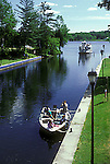 Ontario  -  Rideau Waterway Park  -  Chaffey's Locks