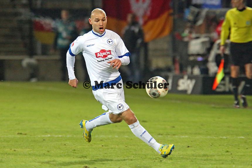 Philipp Riese (Bielefeld) - FSV Frankfurt vs. Arminia Bielefeld, Frankfurter Volksbank Stadion