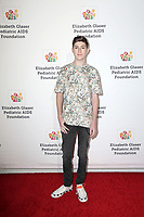 "LOS ANGELES - OCT 28:  Mason Cook at the ""A Time For Heroes"" Family Festival at the Smashbox Studios on October 28, 2018 in Culver City, CA"