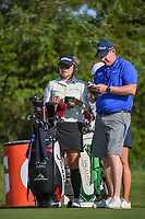 Jimin Kang (USA) looks over her tee shot on 12 during round 2 of  the Volunteers of America LPGA Texas Classic, at the Old American Golf Club in The Colony, Texas, USA. 5/6/2018.<br /> Picture: Golffile | Ken Murray<br /> <br /> <br /> All photo usage must carry mandatory copyright credit (&copy; Golffile | Ken Murray)