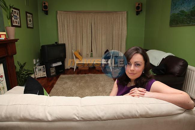 Arleen Carroll at her home in Johnstown Wood Navan...Picture Fran Caffrey/Newsfile.ie