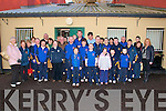 North Kerry Eagles Special Olympics Club pictured outside the Listowel Sports centre Monday afternoon
