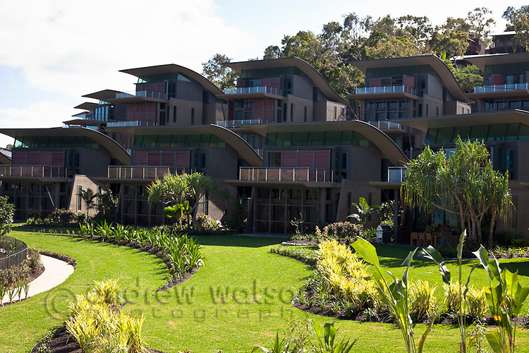 Hamilton Island Yacht Club Villas.  Hamilton Island, Whitsundays, Queensland, Australia