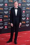 Bill Nighy attends red carpet of Goya Cinema Awards 2018 at Madrid Marriott Auditorium in Madrid , Spain. February 03, 2018. (ALTERPHOTOS/Borja B.Hojas)