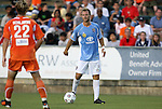 19 May 2012: Puerto Rico's Jay Needham. The Carolina RailHawks and the Puerto Rico Islanders played to a 1-1 tie at WakeMed Soccer Stadium in Cary, NC in a 2012 North American Soccer League (NASL) regular season game.