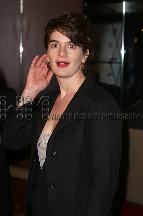 Gabby Hoffmann attends the 30th Annual Artios Awards at 42 WEST on January 22, 2015 in New York City.