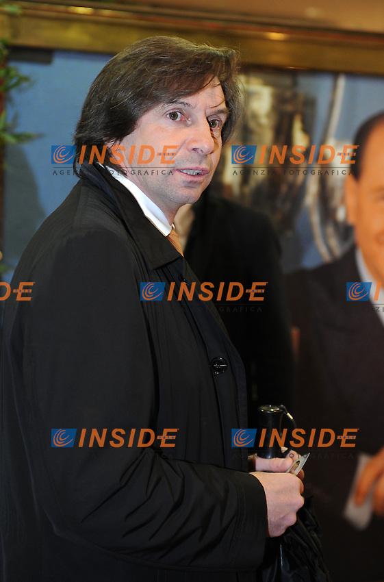 Filippo GALLI<br /> Milano, 13/03/2011 Teatro Manzoni<br /> 25&deg; anniversario di presidenza Berlusconi al Milan<br /> Campionato Italiano Serie A 2010/2011<br /> Foto Nicolo' Zangirolami Insidefoto