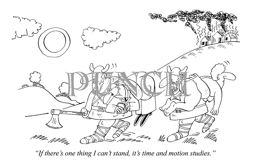 Image result for time and motion study cartoon