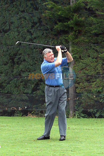 Fergus Doggitt pictured at the Naomh Martin Golf Classic held in Ardee..Picture: Arthur Carron/Newsfile