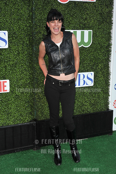 """NCIS"" star Pauley Perrette at CBS TV Summer Press Tour Party in Beverly Hills. .July 28, 2010  Los Angeles, CA.Picture: Paul Smith / Featureflash"