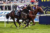 15th September 2017, Doncaster Racecourse, Doncaster, England; The William Hill St Ledger Festival, Gentleman's Day; P.J.McDonald wins The William Hill Mallard Handicap Stakes (Class 2)