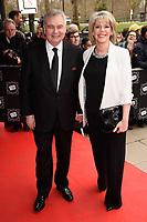 Eamonn Holmes &amp; Ruth Langsford arriving for TRIC Awards 2018 at the Grosvenor House Hotel, London, UK. <br /> 13 March  2018<br /> Picture: Steve Vas/Featureflash/SilverHub 0208 004 5359 sales@silverhubmedia.com
