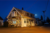 Saptain Cass seafood restaurant, Rock Harbor, Orleans, Cape Cod, MA, USA