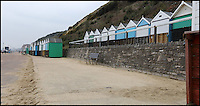 BNPS.co.uk (01202 558833)<br /> Pic: RichardCrease/BNPS<br /> <br /> The council are filling the area in front of the owners beach huts with more huts - completely blocking their views.<br /> <br /> Beach hut owners fury after sea views are blocked...by more beach huts.<br /> <br /> Irate beach hut owners have slammed a council who have allowing a row of beach huts to be built directly in front of them blocking their beautiful sea views.<br /> <br /> Owners who pay &pound;1,094 a year to the council to have a beach hut there will instead have to make do with the view of the back of another beach hut.<br /> <br /> Furious owners in the Manor Steps area in Bournemouth, Dorset, are demanding action after being told of plans to place more huts between them and the beach by the end of the month.<br /> <br /> They claim their views of the sea, beach and prom will be completely blocked and that the council has not consulted them on the plans.<br /> <br /> Bournemouth Borough Council said the move is necessary to allow for the creation of a turning circle for the newly-routed land train.<br /> <br /> Mrs Vincent, who has owned a beach hut for more than 50 years, said: &quot;What's the point of owning a beach hut if all you can see is the back of another hut?